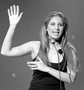 Barbra Streisand young pictures