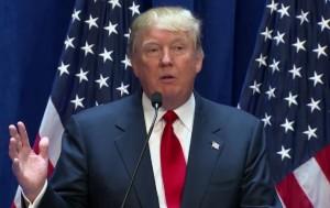 Donald Trump US President