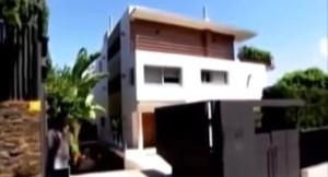 Neymar house