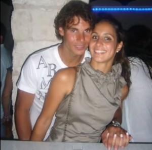 Rafael Nadal girlfriend Maria Francisca Perello
