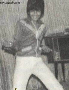 akshay kumar teenage photo
