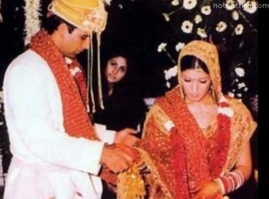 akshay kumar twinkle khanna marriage wedding photo