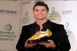 cristiano ronaldo golden boot