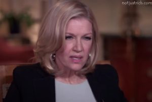 diane sawyer latest picture