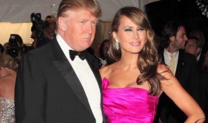 donald trump wife melania knauss photo