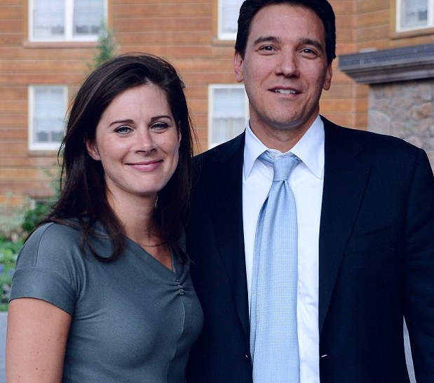 Erin Burnett Net Worth Salary Husband Height Age