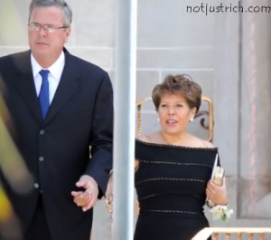 jeb bush wife Columba Garnica de Gallo