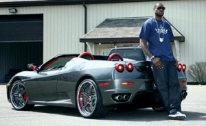 lebron james car pictures