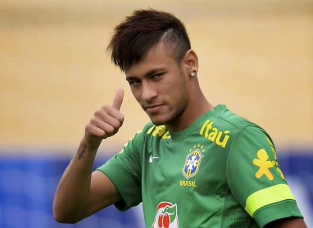 neymar hairstyle picture