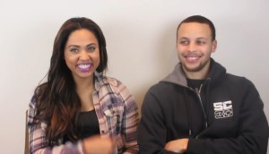 stephen curry wife