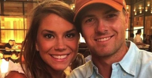 Annie Verret jordan spieth girlfriend