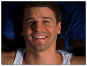 David Boreanaz hot