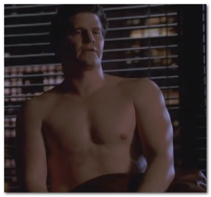 David Boreanaz shirtless body pictures