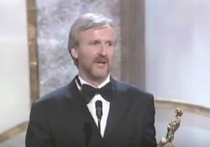 James Cameron Academy Award Titanic