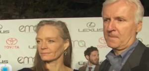 James Cameron wife Suzy Amis