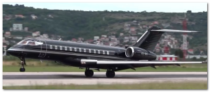 bombardier global express oprah winfrey jet plane