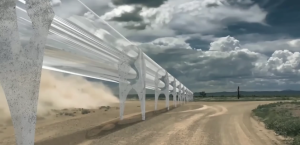 elon musk hyperloop pictures