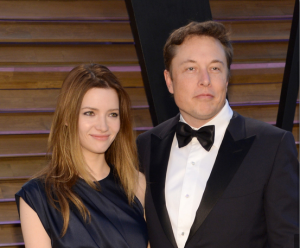 elon musk wife Talulah Riley