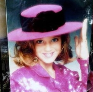 katy perry childhood picture