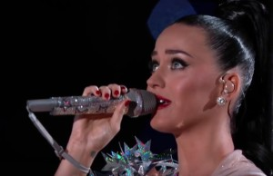 katy perry singing