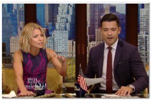 kelly ripa husband Mark Consuelos