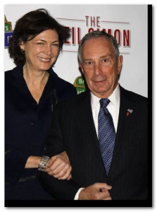 michael bloomberg diana taylor
