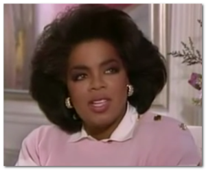 oprah winfrey young photo