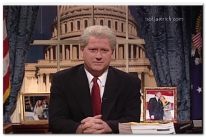 Darrell Hammond Bill Clinton