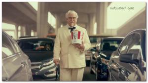 Darrell Hammond KFC Colonel Sanders