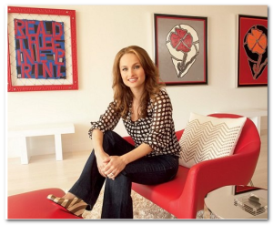 Giada De Laurentiis home pictures