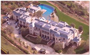 Tom Brady house