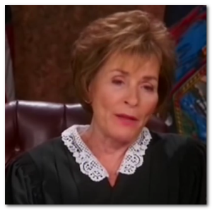 judge judy Judy Sheindlin