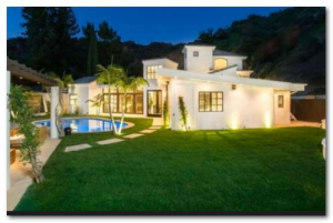 lea michele house pictures 3