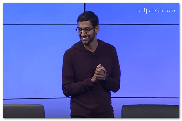sundar pichai google ceo photo
