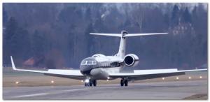 Gulfstream G650 pierre omidyar jet