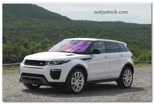 Kapil Sharma car range rover epoque