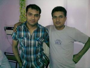 Kapil Sharma young photo