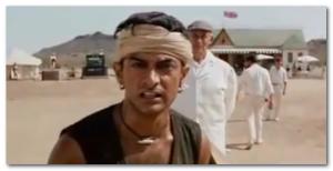 aamir khan lagaan (2001)