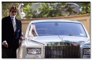amitabh bachchan car pictures