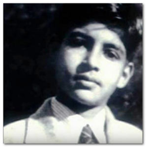 amitabh bachchan young childhood pictures