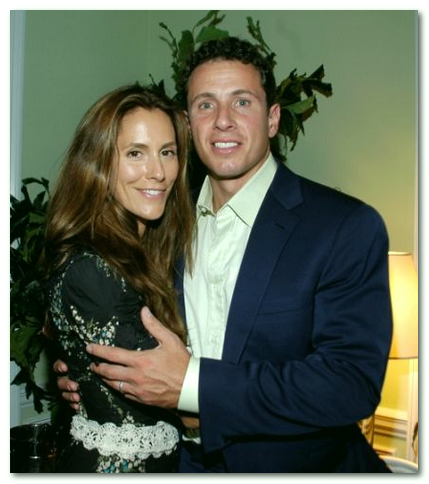 chris cuomo wife Cristina Greeven