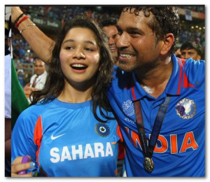 sachin tendulkar daughter sara pictures
