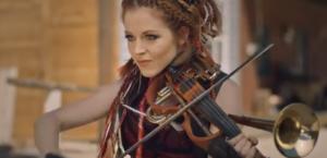 Lindsey Stirling violin