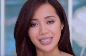 Michelle Phan hot lips beautiful