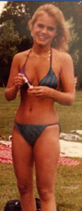 gretchen carlson bikini Miss Amercia