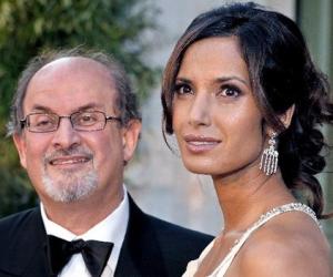 ex husband Salman Rushdie