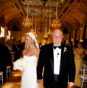 Rush Limbaugh wife Kathryn Rogers