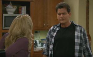 charlie sheen anger management