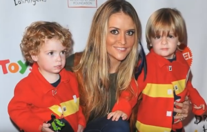 charlie sheen wife Brooke Mueller and children