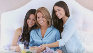 katie couric daughters pictures